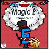 Silent E - Magic E Cupcakes