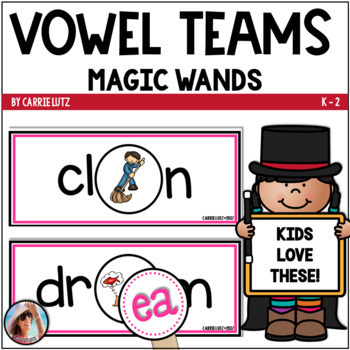 Phonics Practice~ Vowel Teams