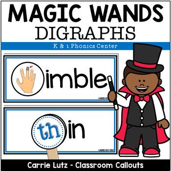 Phonics Activities { Magic Wands ~ The Bundle}