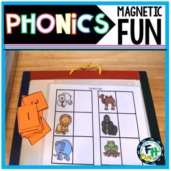 Phonics Magnetic Fun Activity Set