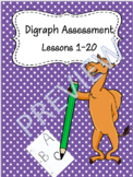 Phonics Mastery Guide- Digraph Assessment PowerPoint
