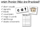Phonics Match Up - Word and Picture Cards (from Phonics Bundle 3)