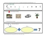 Phonics, Math, & Writing Integration--Cc