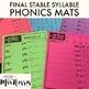 Phonics Mats - The Ultimate Bundle