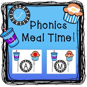 Phonics Meal Time!