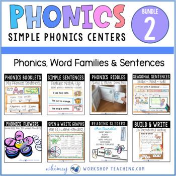 Phonics Mega Bundle 2 Whimsy Workshop Teaching