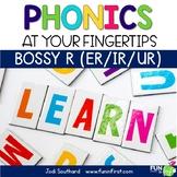 Phonics MegaPack - Bossy R (er/ir/ur)