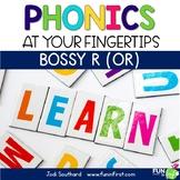 Phonics MegaPack - Bossy R (or)