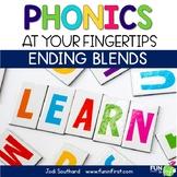 Phonics MegaPack - Ending Blends