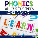 Phonics MegaPack - Long a (ai/ay)