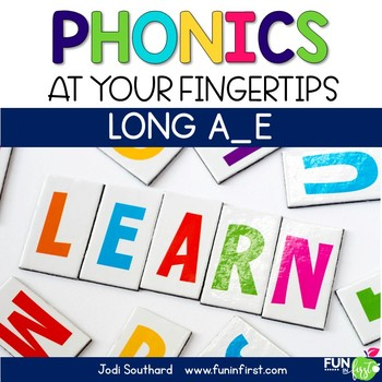 Phonics MegaPack - Long a_e