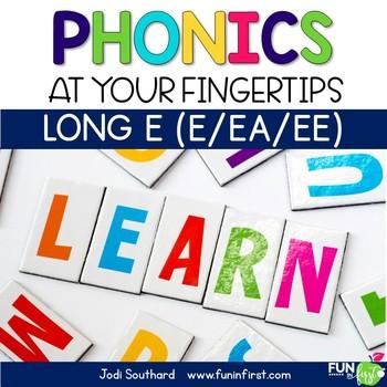 Phonics MegaPack - Long e