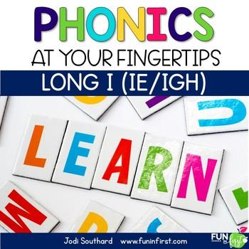 Phonics MegaPack - Long i (ie/igh/y)