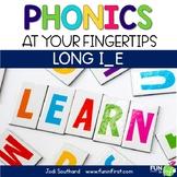 Long i_e Phonics Mega-Pack