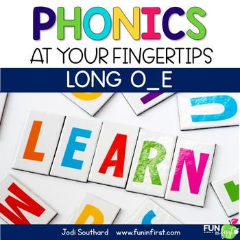 Phonics MegaPack - Long o_e