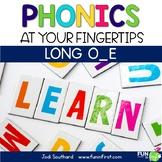 Long o_e Phonics Mega-Pack