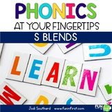 Phonics MegaPack - S Blends