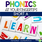 Short a Phonics Mega-Pack