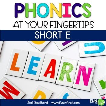 Phonics MegaPack - Short e