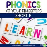 Short e Phonics Mega-Pack
