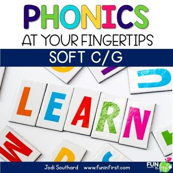 Phonics MegaPack - Soft c/g