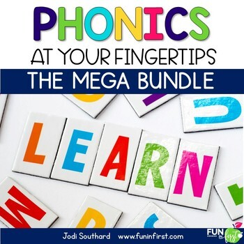 Phonics MegaPack - The Bundle