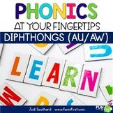 Phonics MegaPack - au/aw
