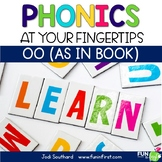 Phonics MegaPack - oo (as in book)