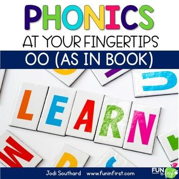 Phonics MegaPack - oo (as in book)