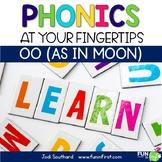 Phonics MegaPack - oo (as in moon)