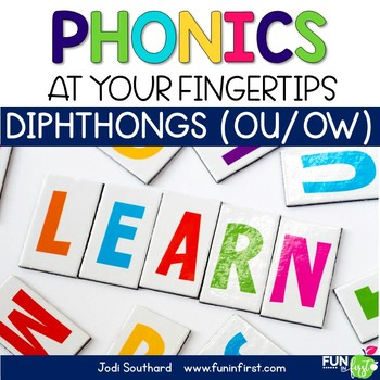 Phonics MegaPack - ou/ow