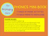 Phonics Mini-Book Bundle!