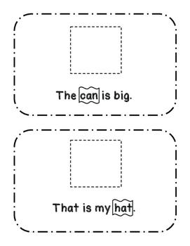 Phonics Mini Booklet Fun!
