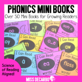 Phonics Mini Books - Science of Reading Aligned