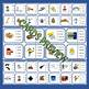 Phonics Task Cards 130+ (Past Tense; Double Consonant Blen