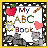 Phonics:  Alphabet Book for Preschool-Kindergarten