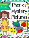 Phonics Mystery Pictures