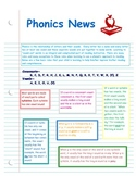 Phonics Newsletter