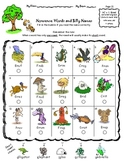 "Phonics ""Nonsense Words and Silly Names"""