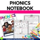 Phonics Notebook
