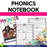 Phonics Notebook