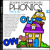 Phonics - OW & OU - Reading Foundational Skills