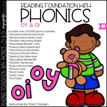 Phonics - OI & OY - Reading Foundation with Phonics