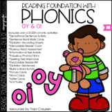 Phonics - OI & OY - Reading Foundation with Phonics