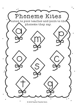 Phonics Pack 1 Letter CVC Word Sentence Work (letters sctgmpao) 147 pages K-2