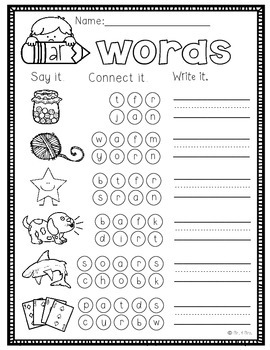 Phonics Pack: Controlled R Vowel Edition