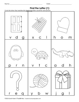 Phonics Pack- Letter cards, Games, Cut & Paste Activities, Etc! *Dog Themed*
