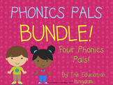 Phonics Pals BUNDLE! (Set One)