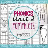 Phonics long vowels