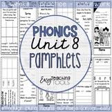 Phonics Pamphlets Unit 8 (irregular plural nouns, comparat
